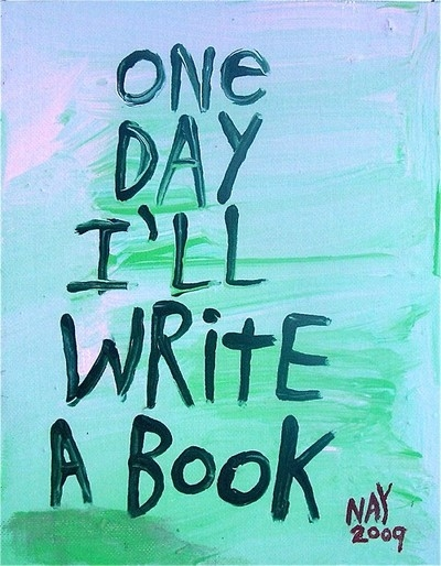 Write a novel in a day