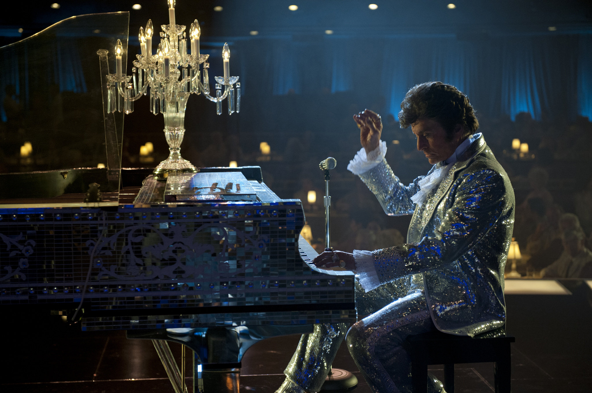 the story behind behind the candelabra