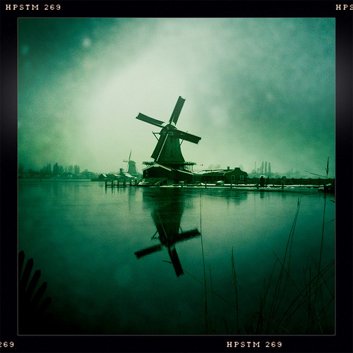 enjoy the windmills of your mind  u2013 write in color