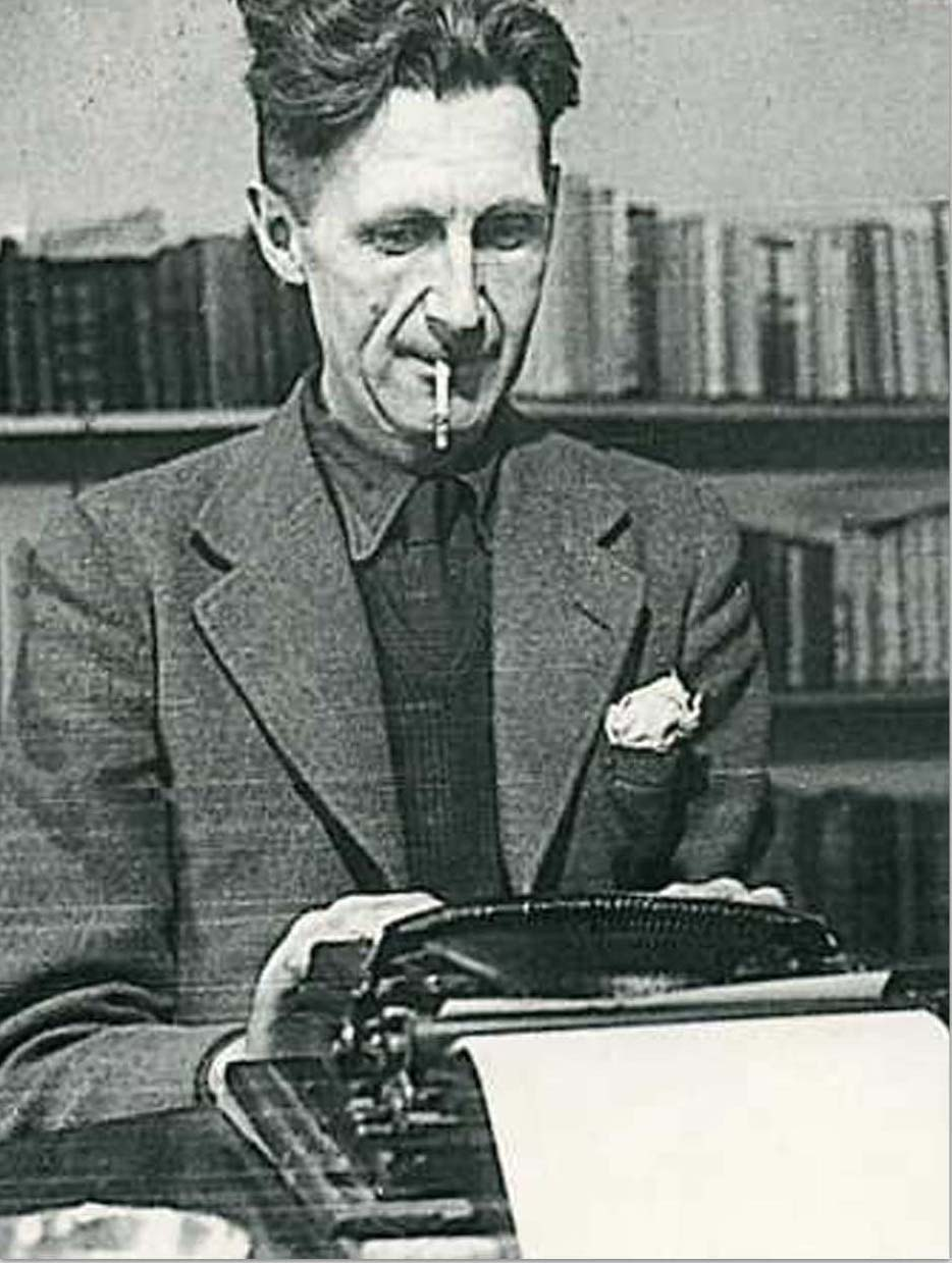 an essay on 1984 by george orwell