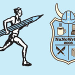 NaNoWriMo kickoff day write your first novel