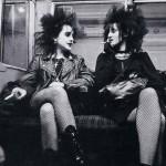 punk rock style 1970s
