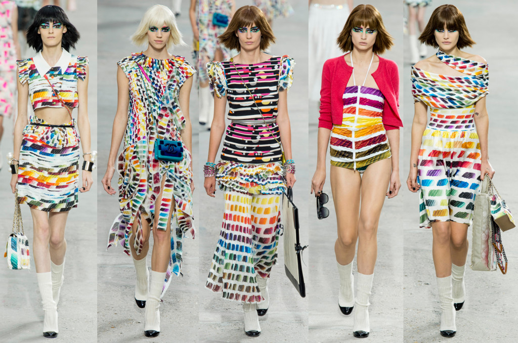 how to write about fashion trends