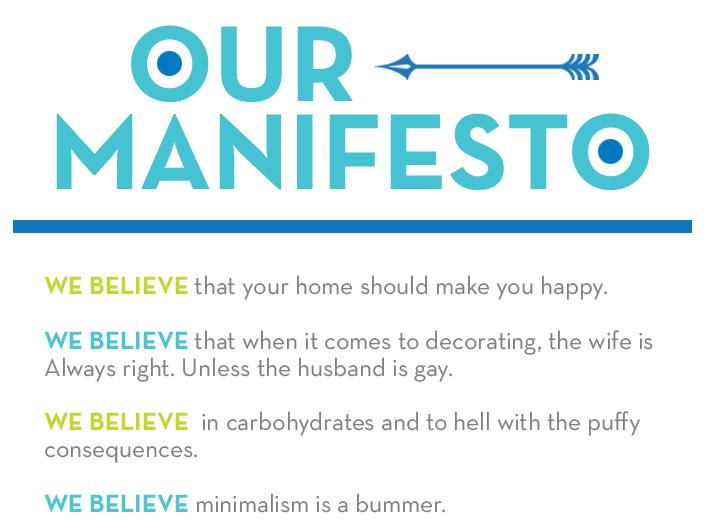 Jonathan adler manifesto whats your personal manifesto write manifesto by jonathan adler maxwellsz